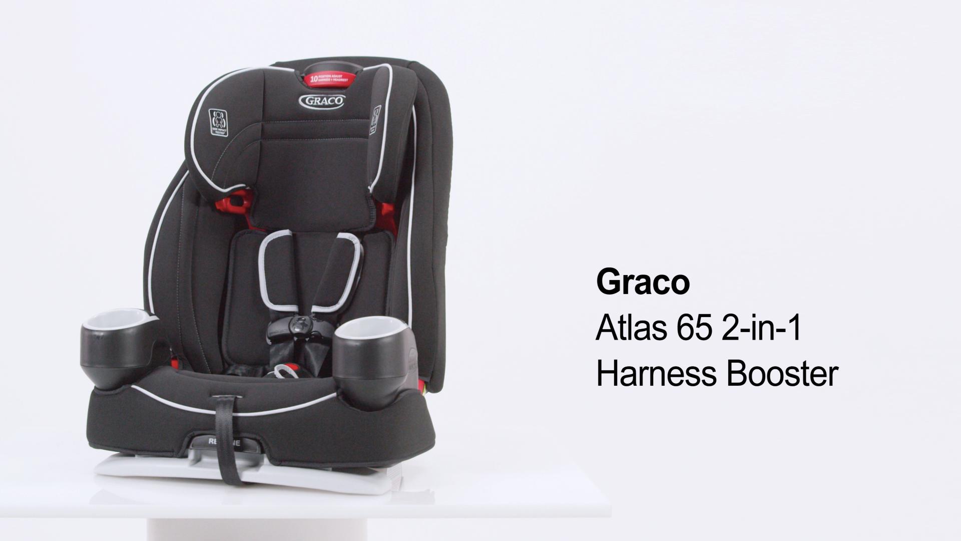 Graco Atlas 65 2 In 1 Harness Booster