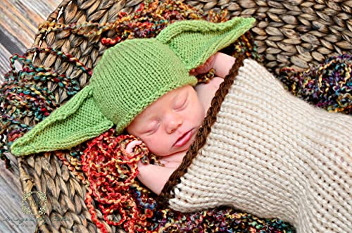How To Knit A Baby Yoda Hat Name