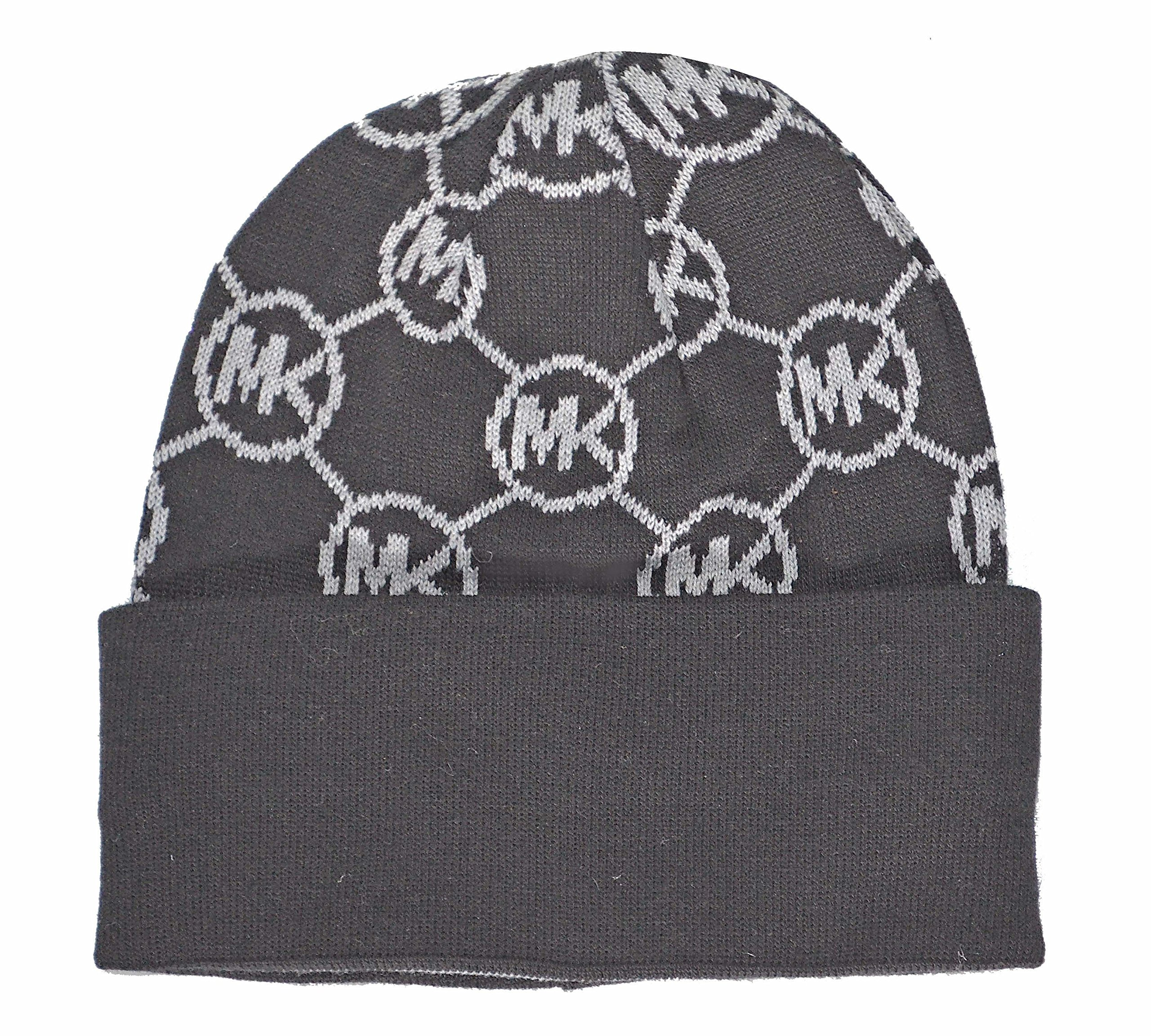 Michael Kors Knit Logo-Cuff Hat