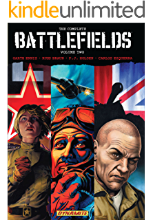 Garth Ennis Complete Battlefields Vol. 2 (Garth Ennis Battlefields)