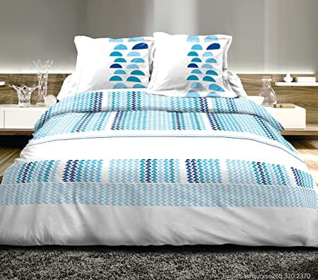 2 Piece Duvet Set for Single Bed and 3 Piece Duvet Set for Double ...