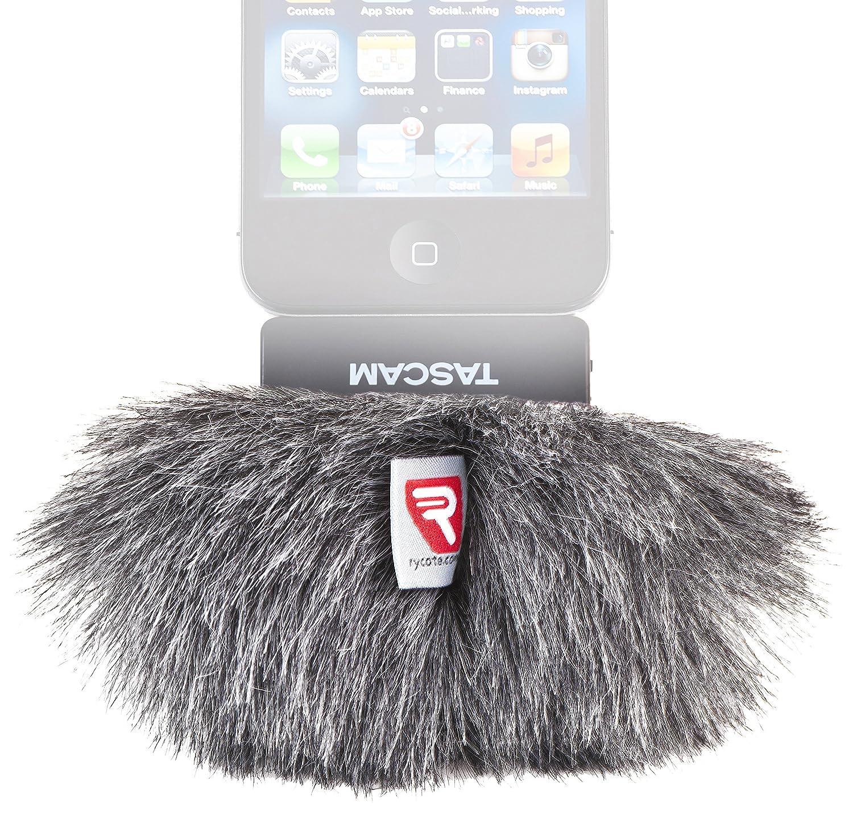 Rycote 055424 - Funda antiviento para Tascam iM2 (tamaño pequeño): Amazon.es: Instrumentos musicales