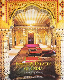 Forts Palaces Of India Sentinels History Asia Colour Guides