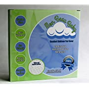 Premium Bamboo Bassinet Pad Cover | Hypoallergenic | Absorbent & Waterproof | Forget Bedbugs |15  x 30  fits Oval, Rectangular and HALO Bassinet Pads | Your Nursery Bedding Essential!