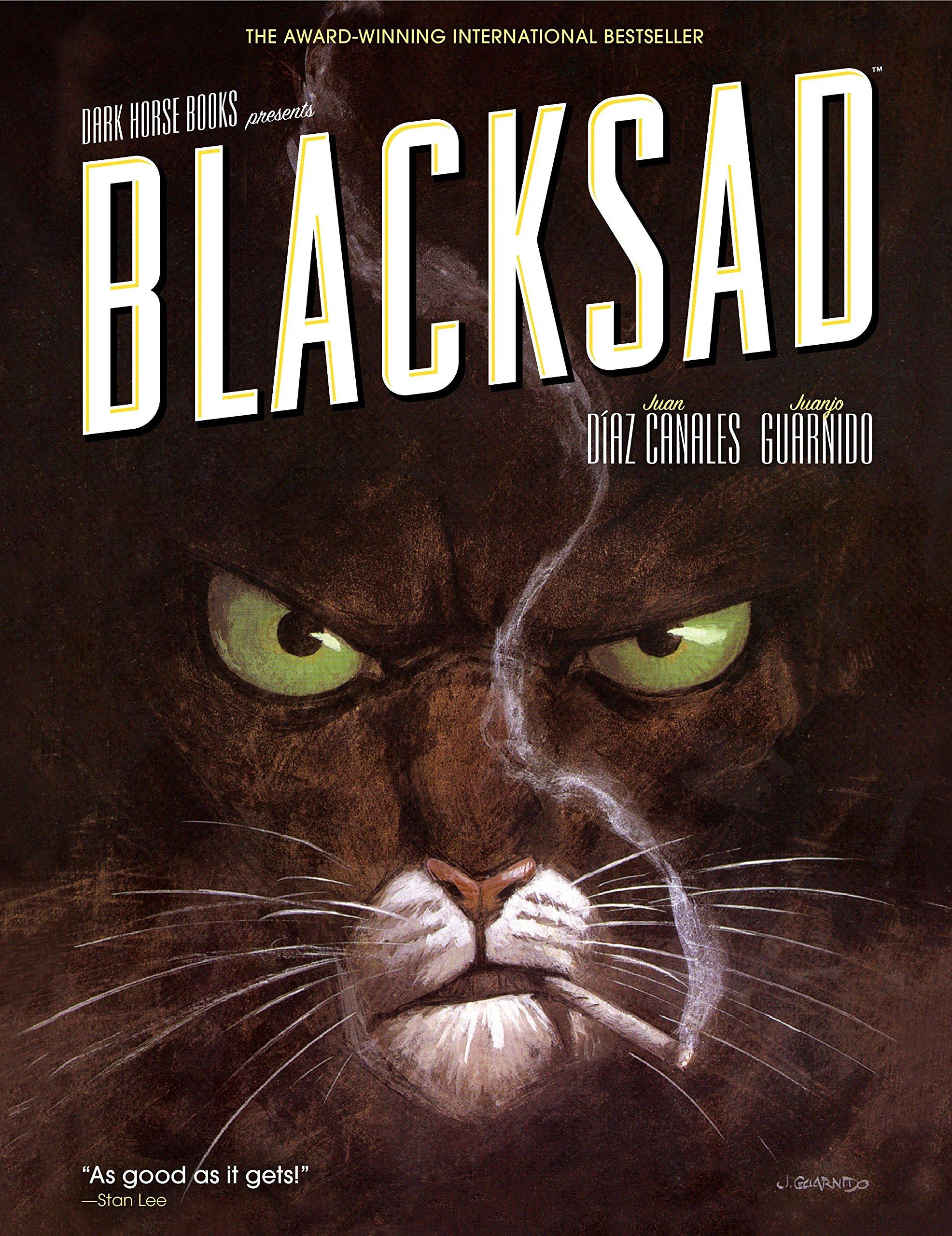 Read Online Blacksad ebook