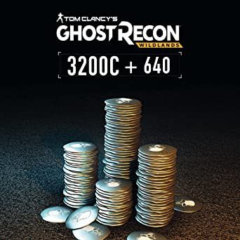 Tom Clancy's Ghost Recon Wildlands - 3840 GR Credits Pack [PC Code