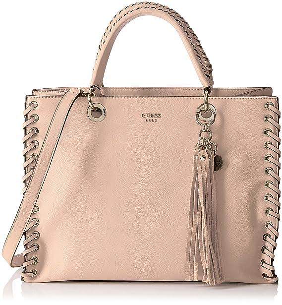 Amazon.com: Guess Fynn Carryall, Rosado, talla única : Clothing