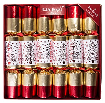 british classic handmade christmas cracker traditional old english festive and party crackers gift box
