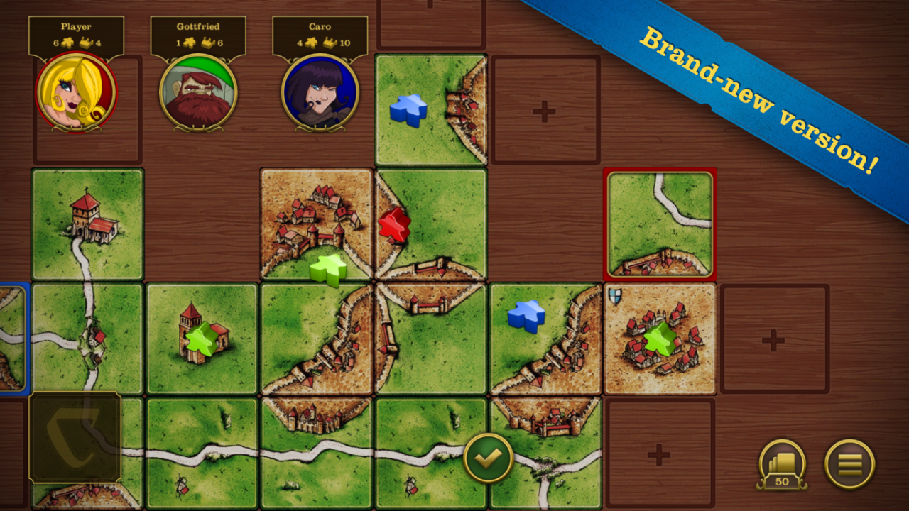 Amazon Com Carcassonne Appstore For Android