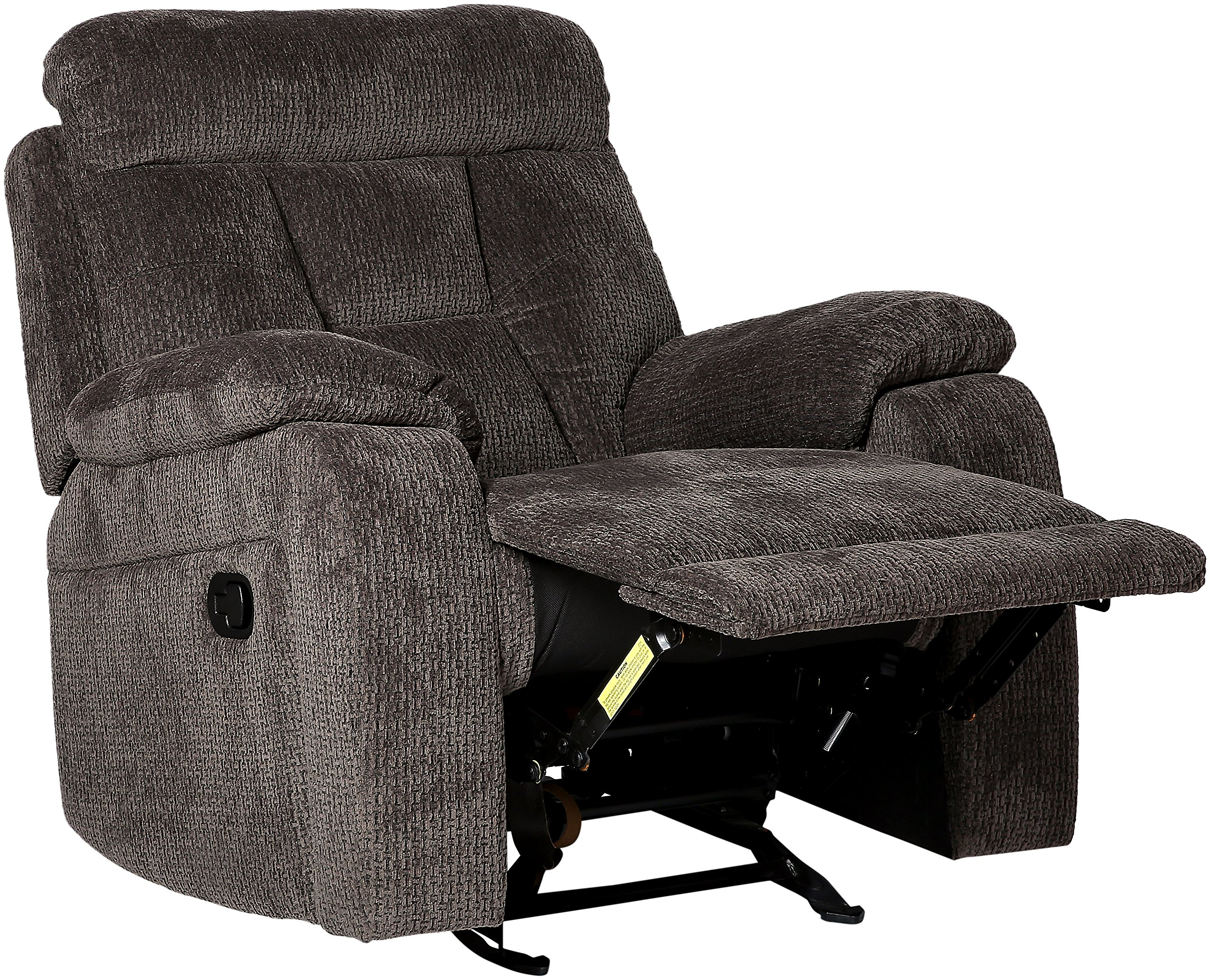 Homelegance Reclining Chair with Console