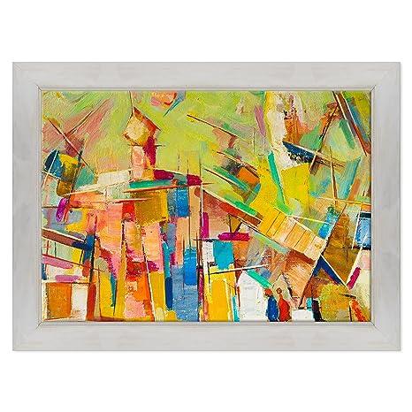 Sobre Lienzo Colgar Canvas Para Cuadro Conkrea Listo Pollock fyYb76gv