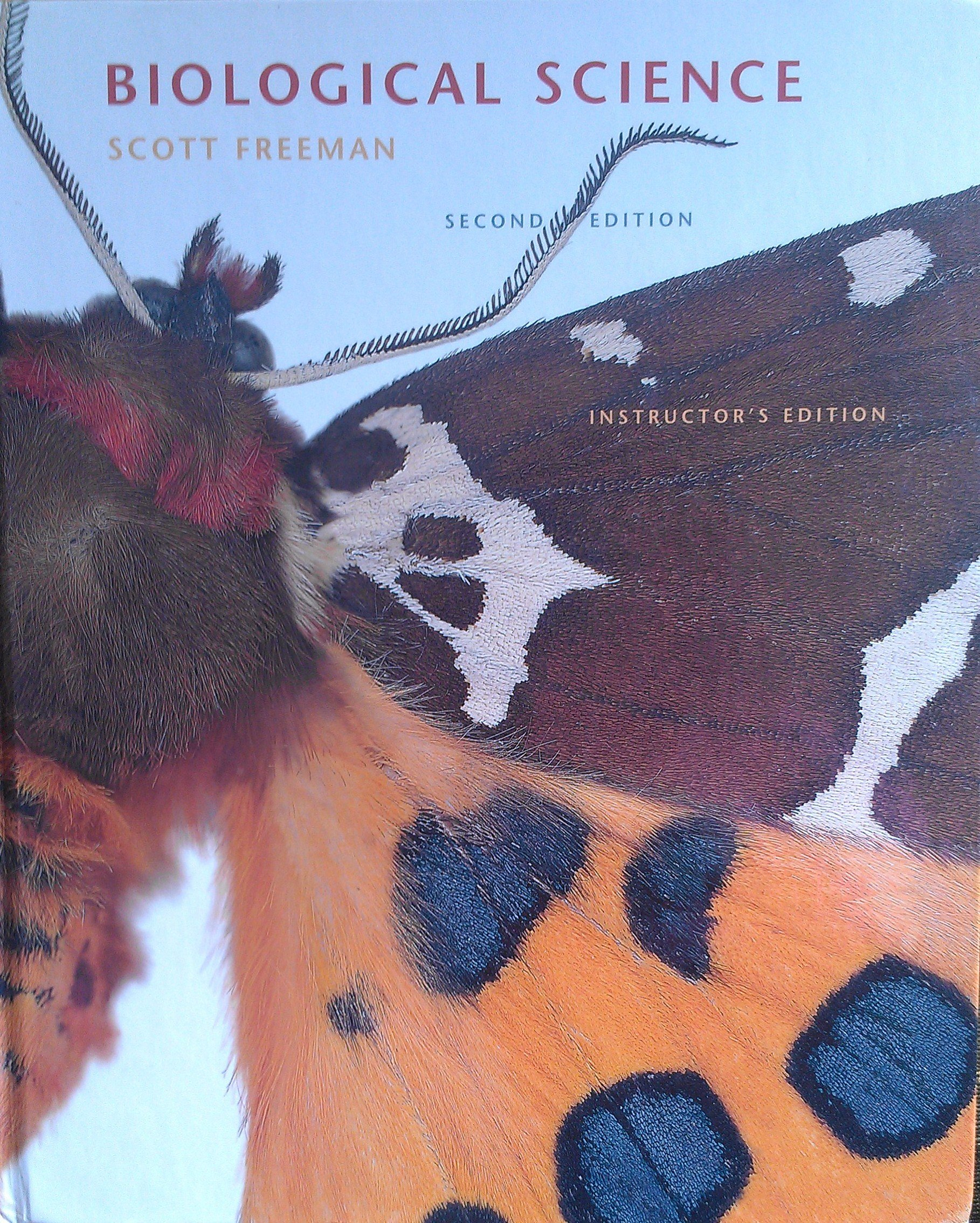 Biological Science 1st Edition (First Edition By Scott Freeman): Scott  Freeman: Amazon.com: Books
