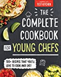 Complete Cookbook for Young Chefs (Americas Test Kitchen Kids)