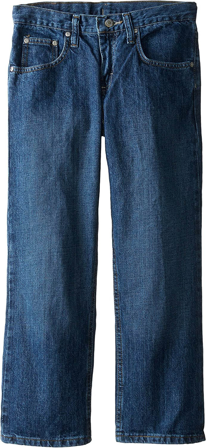 LEE Boys Premium Select Relaxed Fit Straight Leg Jeans