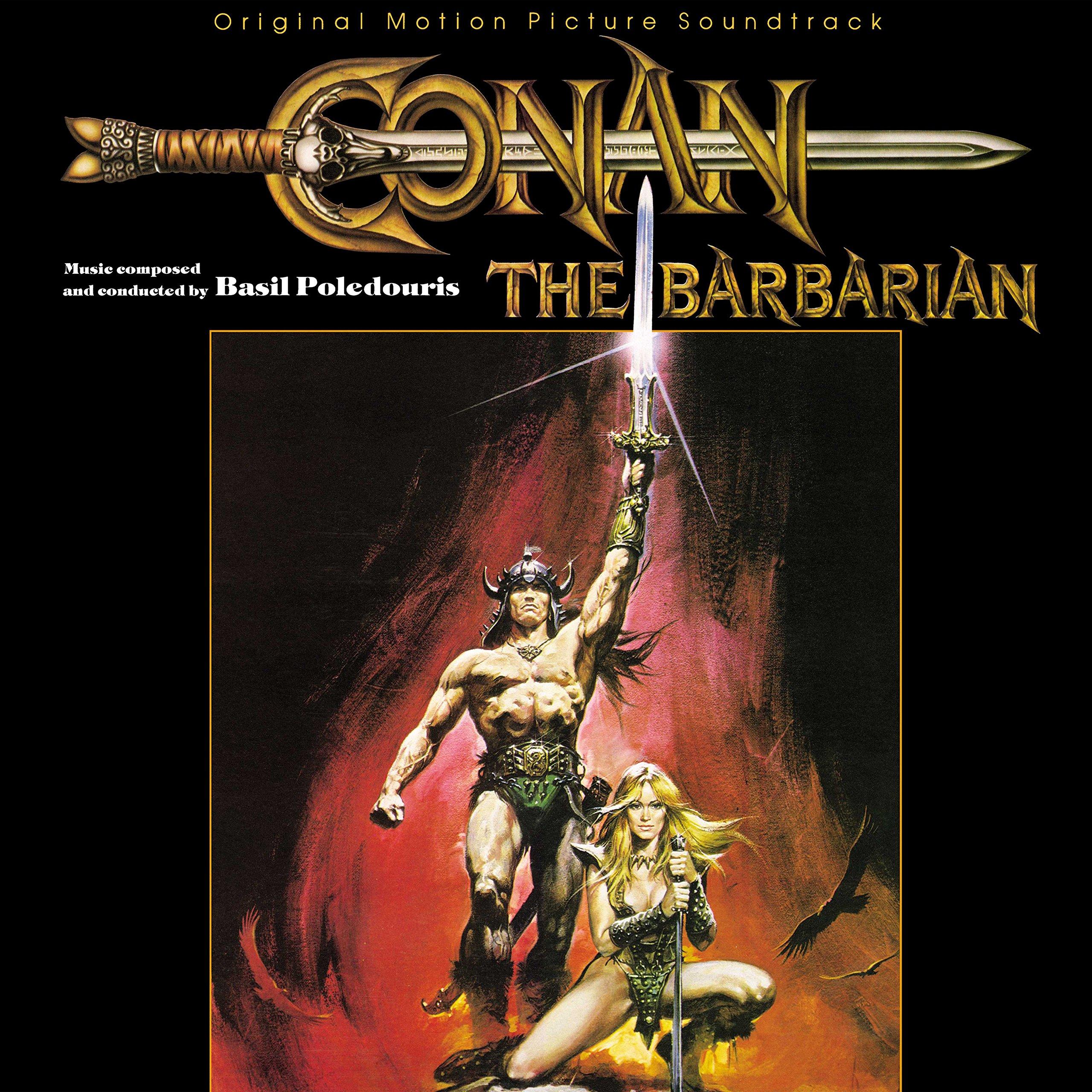Vinilo : Soundtrack - Conan the Barbarian (LP Vinyl)