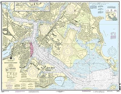 Amazon.com: 13272 -- Boston Inner Harbor: Sports & Outdoors