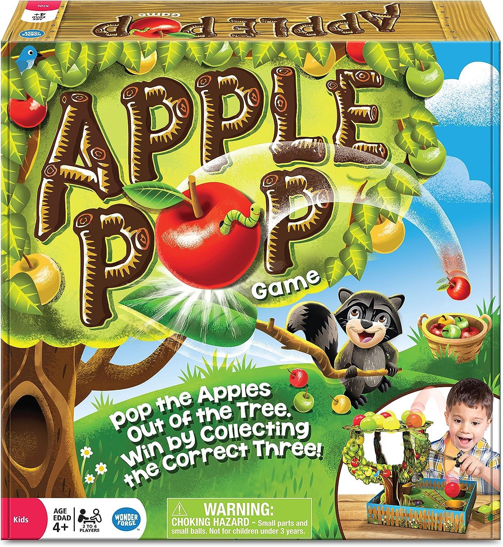 Wonder Forge Apple Pop Game Board Game