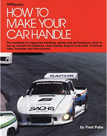 How to Make Your Car Handle: Fred Puhn: 0075478000012: Amazon com: Books