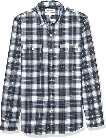 Marca Amazon - Goodthreads Camisa Hombre: Amazon.es: Ropa y accesorios