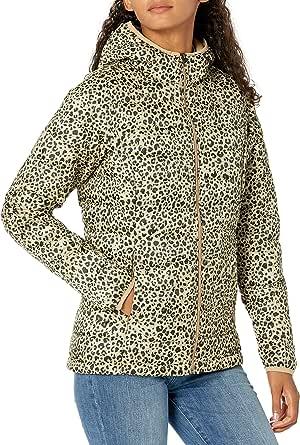 Amazon Essentials - Chaqueta acolchada con capucha para mujer, plegable, ligera y resistente al agua