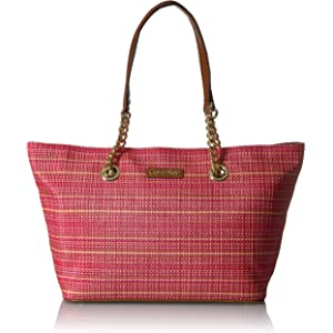 b6610e5524 Amazon.com: Calvin Klein Florence Quilted Nylon Tote Tote Bag, BLK ...