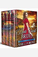 Bear Creek Brides: Books 9 - 12: Mail Order Bride Historical Western Romance (Bear Creek Brides Collection Book 3) Kindle Edition