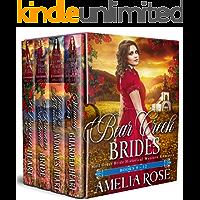 Bear Creek Brides: Books 9 - 12: Mail Order Bride Historical Western Romance (Bear Creek Brides Collection Book 3)