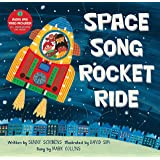 Barefoot Books Space Song Rocket Ride, Blue, Yellow, Red (9781782850984) (Singalongs)