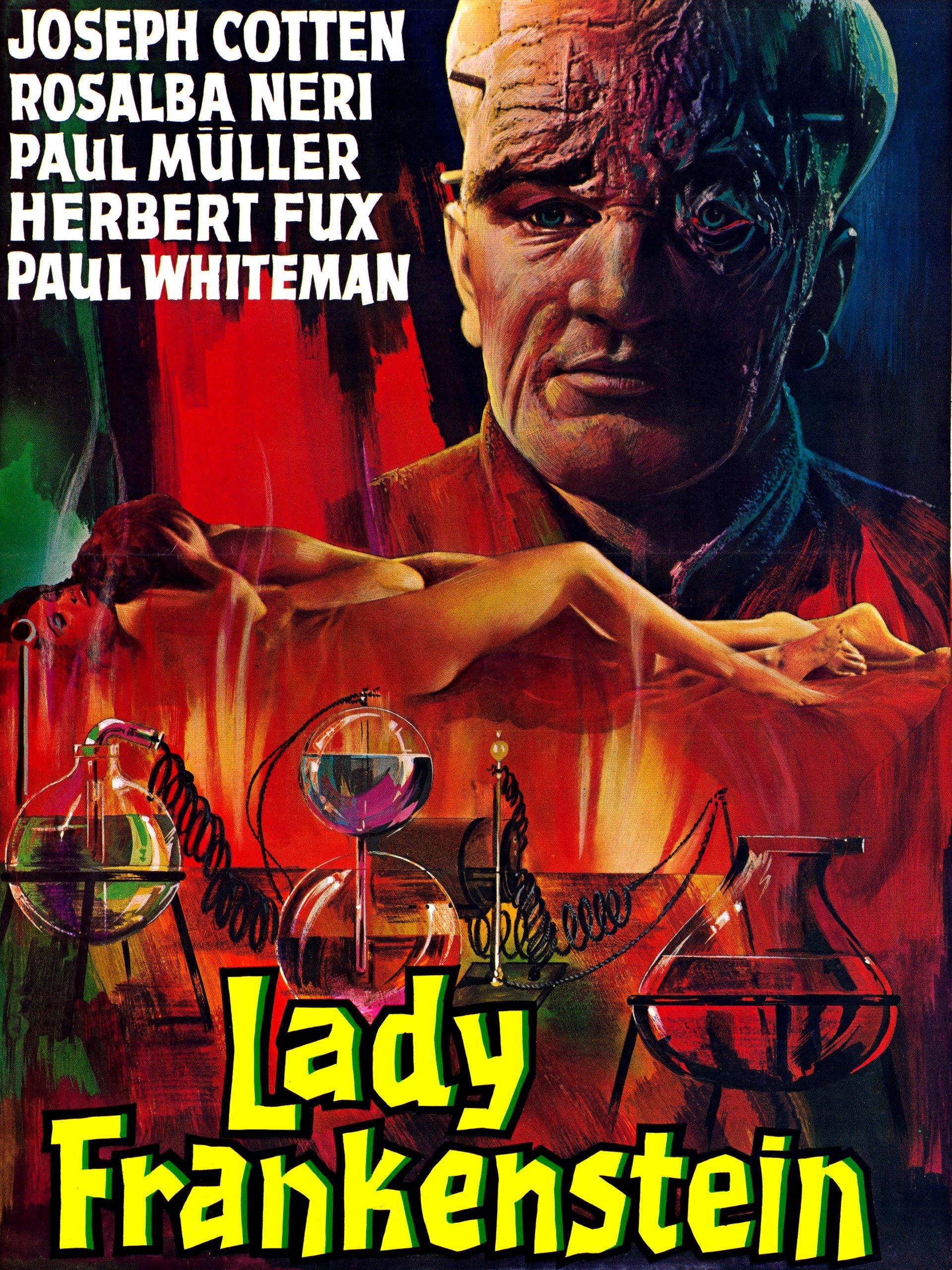 Watch Lady Frankenstein | Prime Video