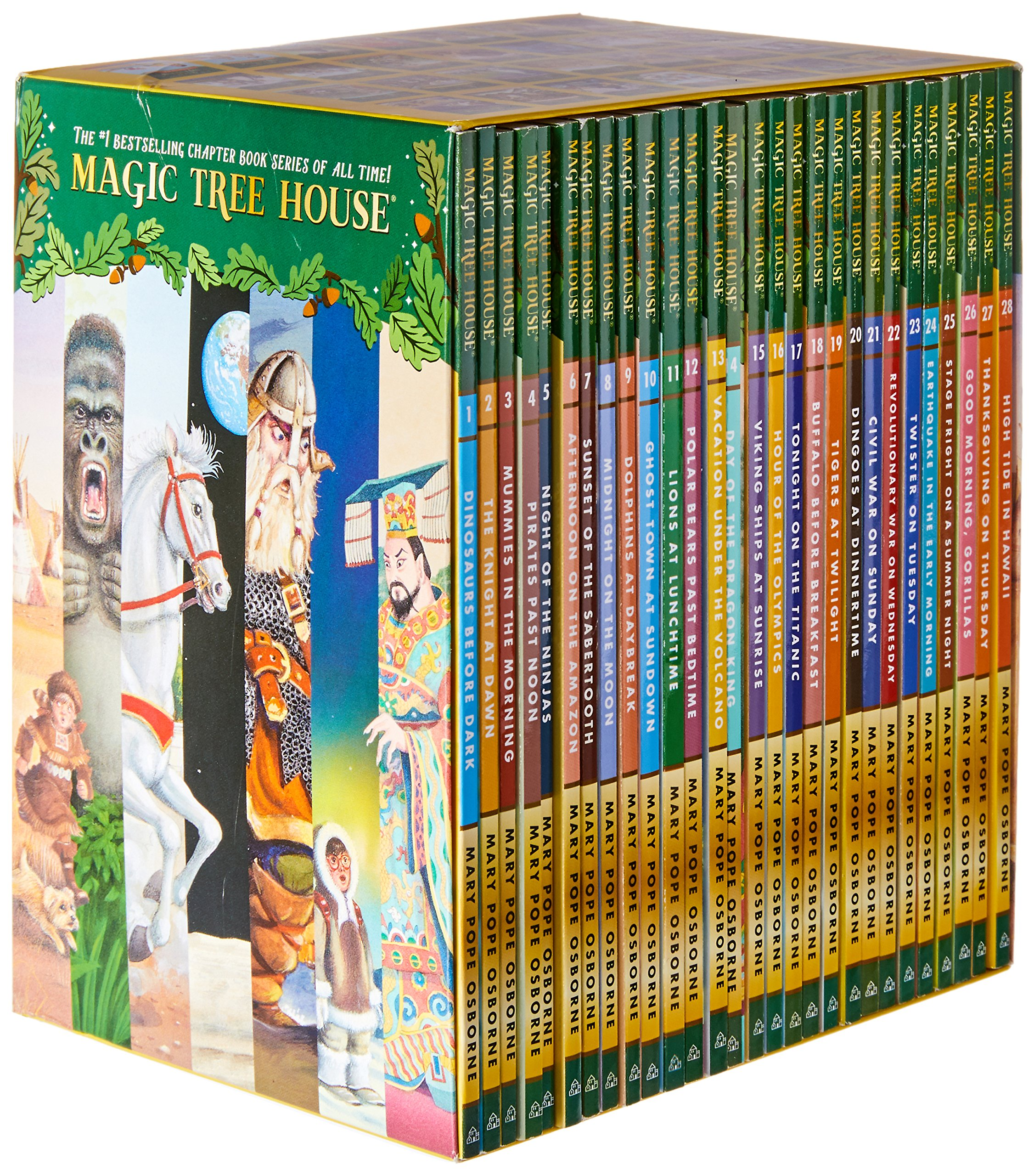 Image result for magic tree house amazon""