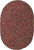 Sabrina Tweed Indoor/Outdoor Braided Rug, 5 by