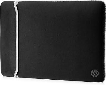 TALLA 14''. HP Neoprene Reversible Sleeve - Funda para portátil, 35.56 cm / 14