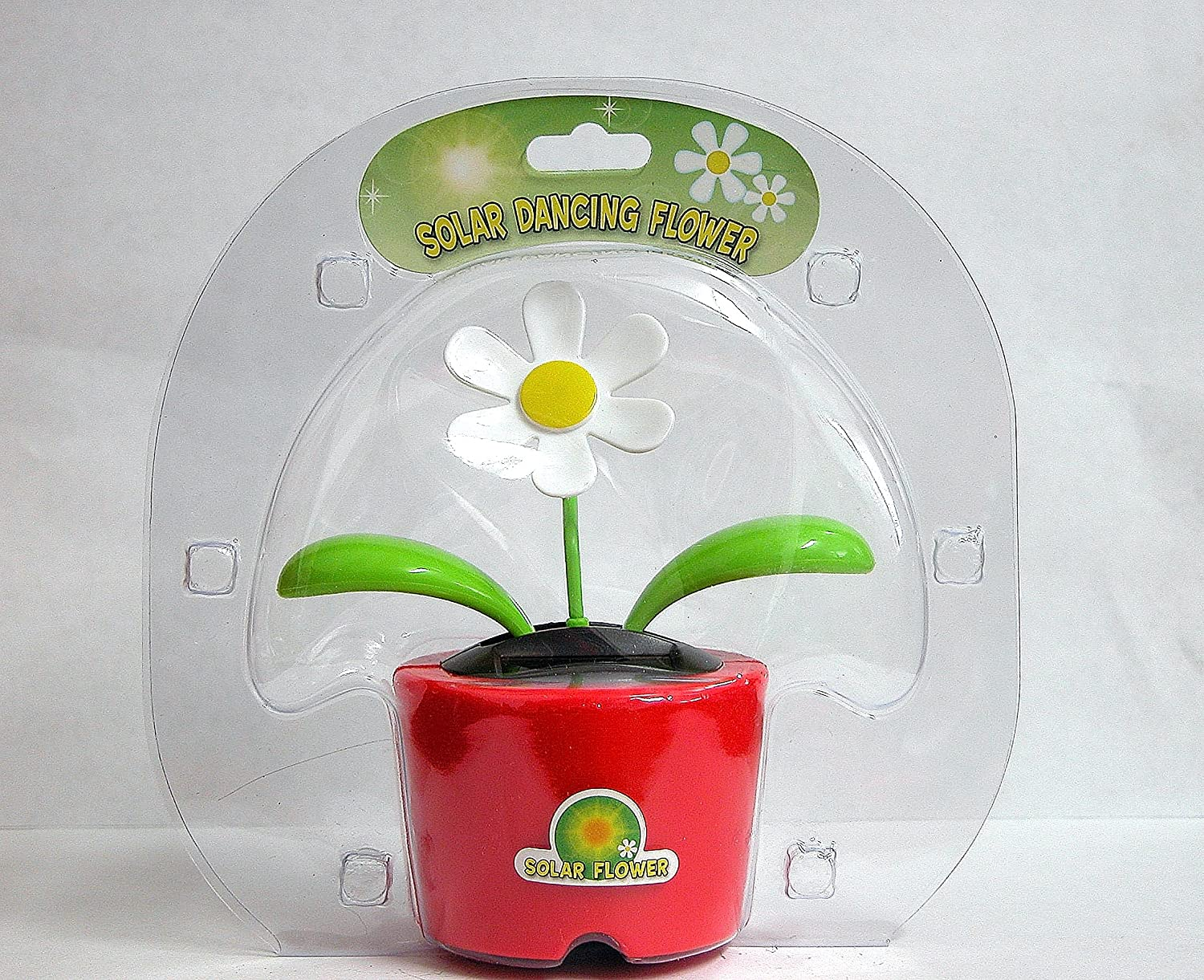 Amazon solar dancing flower daisy in bubble package pot amazon solar dancing flower daisy in bubble package pot colors vary home kitchen izmirmasajfo