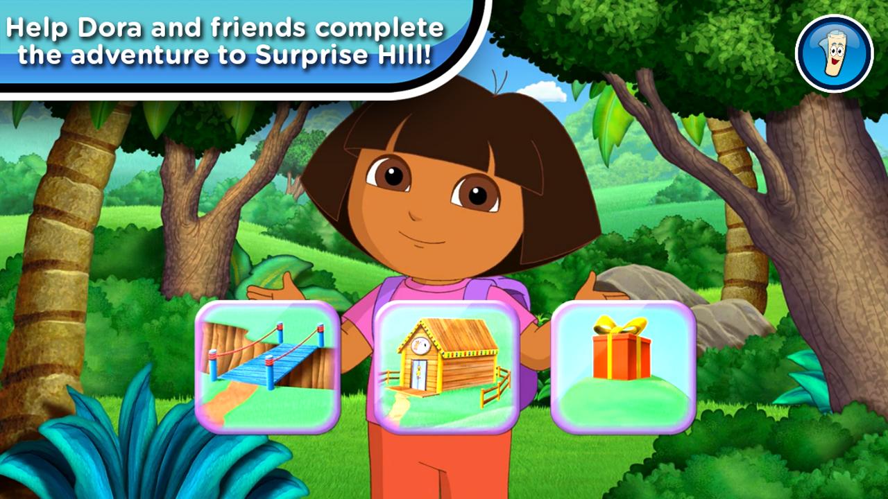 Amazon.com: Dora Appisode: Perrito's Big Surprise