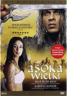 ASOKA - BOLLYWOOD MOVIE DVD REGION FREE WITH ENGLISH