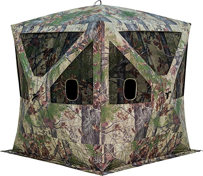 Best Ground Blind: Barronett Blinds Big Cat Hunting Blind