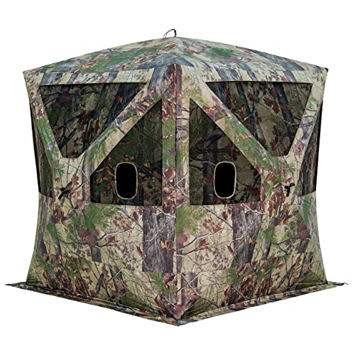 BARRONETT Big Cat 350 Hub Hunting Blind review