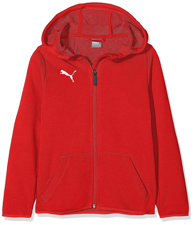 Puma Childrens Liga Casuals Hoody Jacket 3088e5ef8e