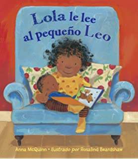 Lola le lee al pequeno Leo (Lola Reads)