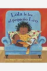 Lola le lee al pequeno Leo (Lola Reads) Paperback