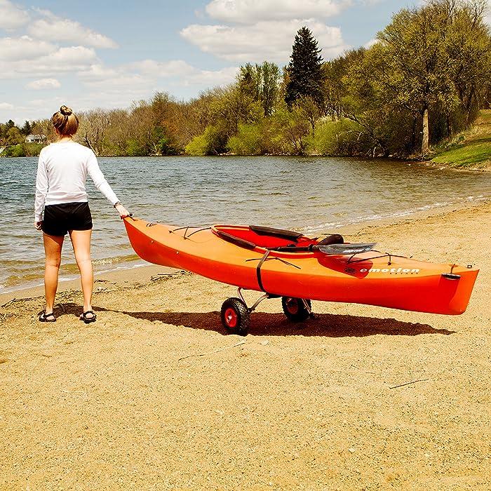 FAQs about kayak carts
