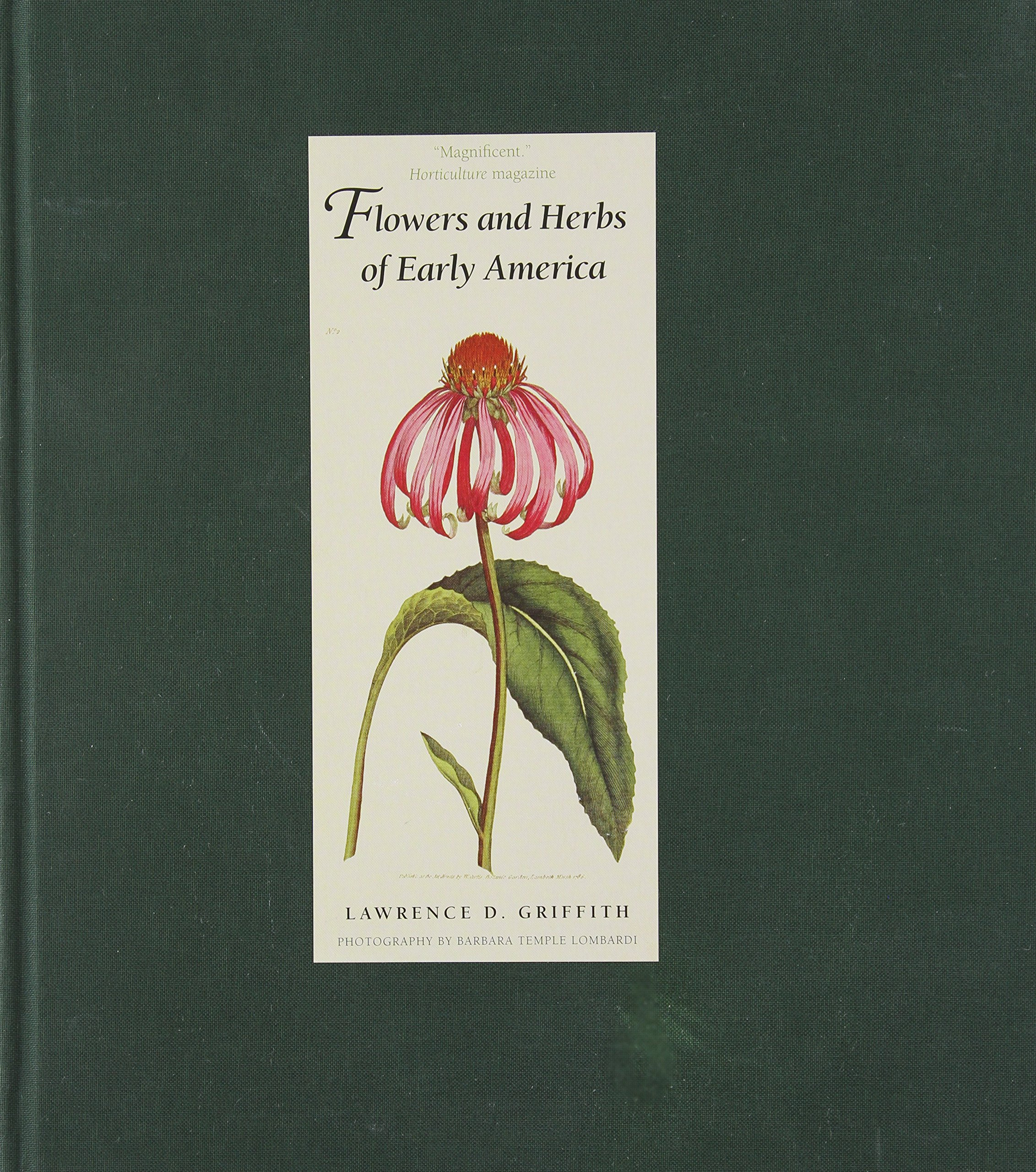 Flowers and Herbs of Early America PDF