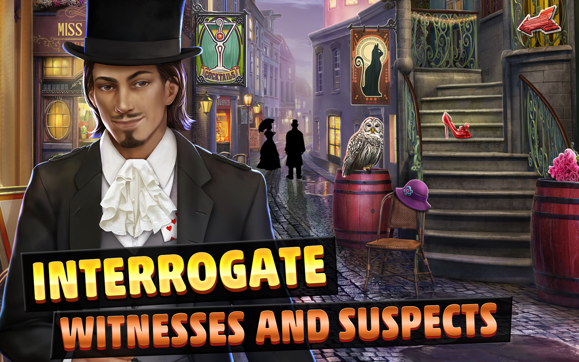 Amazon Com Criminal Case Mysteries Of The Past Appstore For Android