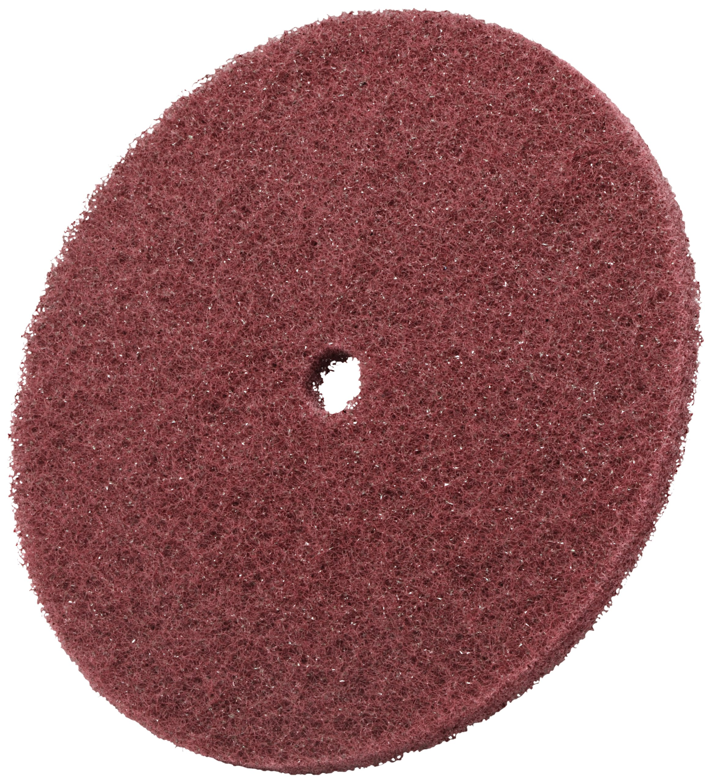 Scotch-Brite(TM) High Strength Disc, Aluminum Oxide, 4000rpm, 6 Diameter, 0.50 Arbor, A Very Fine   (Pack of 40) by Scotch-Brite