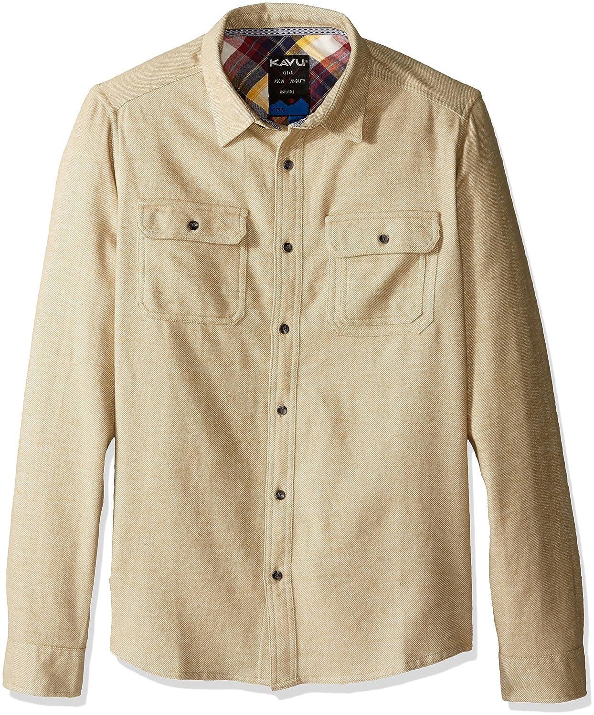 KAVU Mens Franklin Button Down Shirt