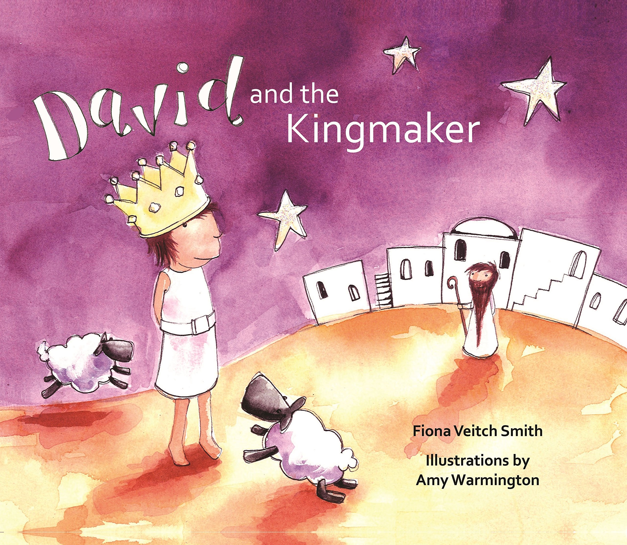 David and the Kingmaker ebook