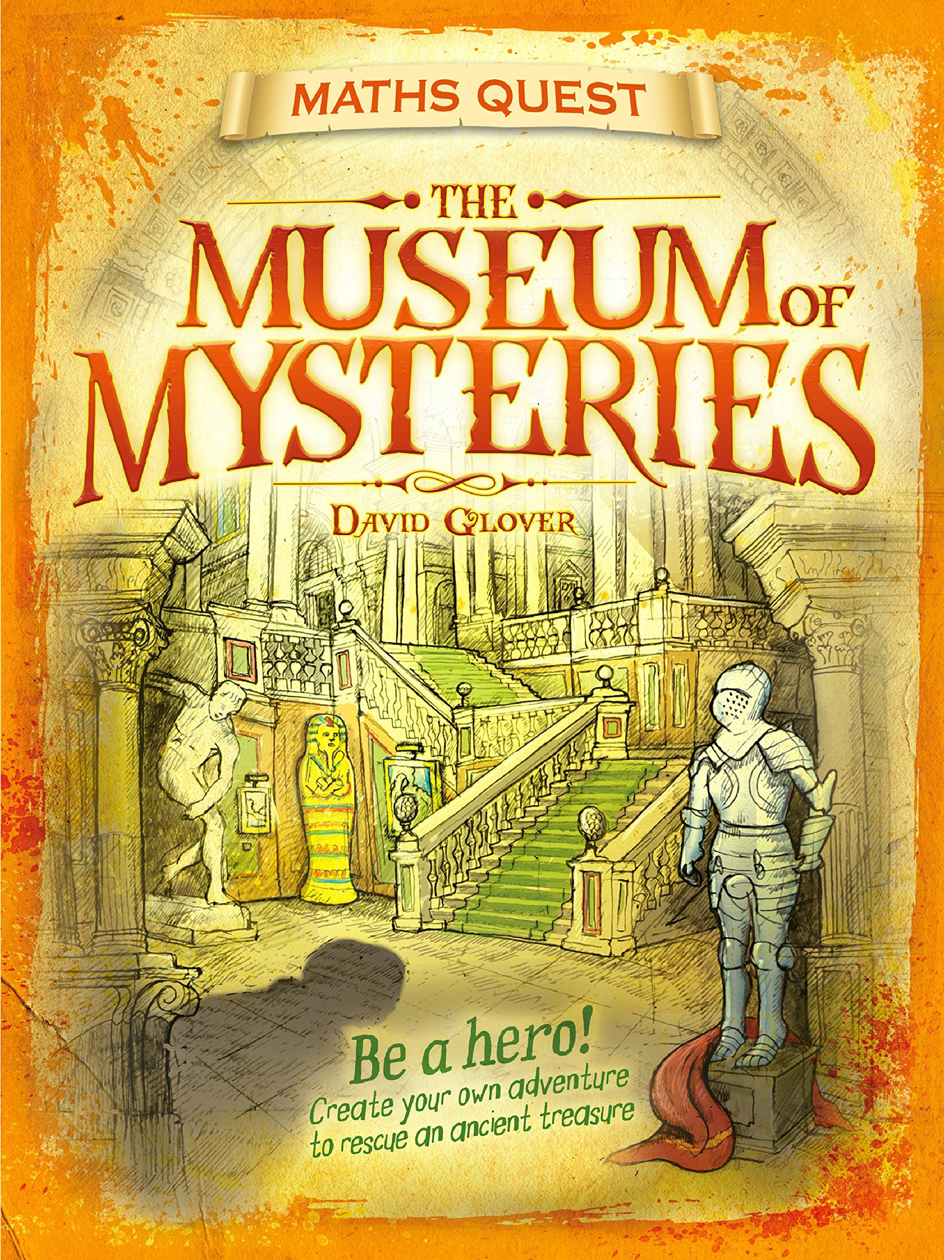 Download The Museum of Mysteries (Maths Quest) pdf