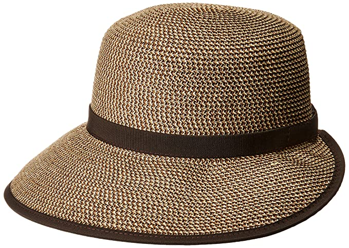 c8a4bbf6763 Nine West Women s Packable BRIMLESS Floppy HAT