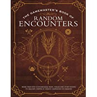 The Game Master's Book of Random Encounters: 500+ customizable maps, tables and story hooks to create 5th edition adventures on demand