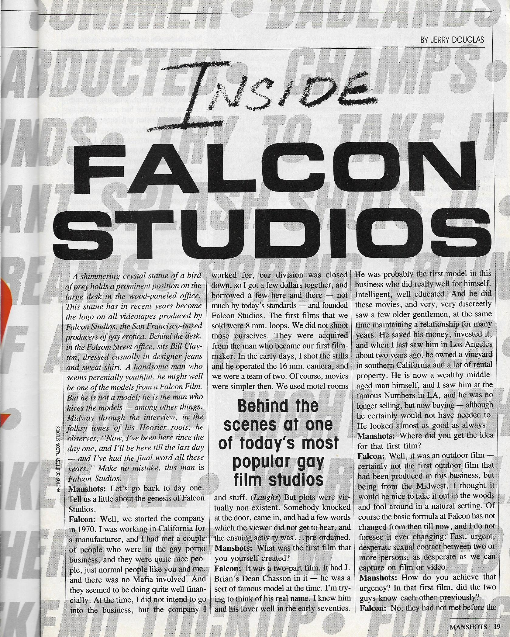 Spokes Ii Scene Falcon Studios